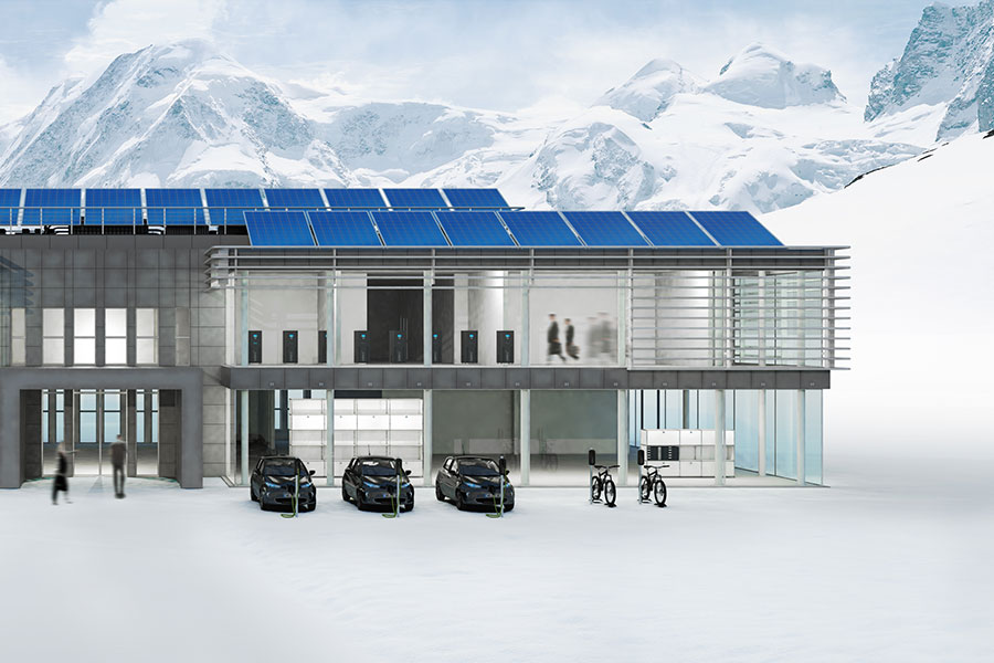 "The leading trade magazine ""Computer & Automation"" gave a detailed report about batterX®."